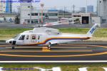Chofu Spotter Ariaさんが、東京ヘリポートで撮影した東邦航空 S-76C+の航空フォト(飛行機 写真・画像)