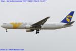 Chofu Spotter Ariaさんが、成田国際空港で撮影したMIATモンゴル航空 767-3BG/ERの航空フォト(飛行機 写真・画像)