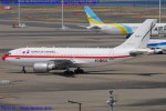Chofu Spotter Ariaさんが、羽田空港で撮影したスペイン空軍 A310-304の航空フォト(飛行機 写真・画像)