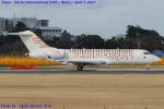 Chofu Spotter Ariaさんが、成田国際空港で撮影したカナダ個人所有 BD-700-1A10 Global Expressの航空フォト(飛行機 写真・画像)