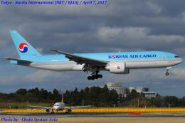 航空フォト:HL8043 大韓航空 777-200