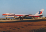 Izumixさんが、伊丹空港で撮影したユナイテッド航空 747-122の航空フォト(飛行機 写真・画像)