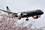 リーペアさんが、成田国際空港で撮影したニュージーランド航空 787-9の航空フォト(飛行機 写真・画像)