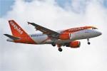 masa707さんが、ロンドン・ガトウィック空港で撮影したイージージェット・スイス A319-111の航空フォト(写真)