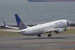 yabyanさんが、中部国際空港で撮影したユナイテッド航空 737-824の航空フォト(写真)