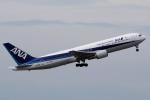 yabyanさんが、中部国際空港で撮影した全日空 767-381/ERの航空フォト(写真)