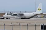 yabyanさんが、中部国際空港で撮影したリンデン・エアカーゴ C-130H Herculesの航空フォト(飛行機 写真・画像)
