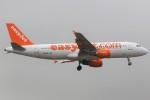 masa707さんが、ロンドン・ガトウィック空港で撮影したイージージェット・スイス A320-214の航空フォト(写真)