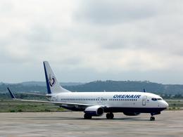 Flying Meganeさんが、カムラン国際空港で撮影したオレンエア 737-86Nの航空フォト(飛行機 写真・画像)