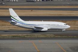 pringlesさんが、羽田空港で撮影したジェット・コネクションズ 737-2V6/Advの航空フォト(飛行機 写真・画像)