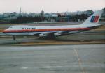 Izumixさんが、伊丹空港で撮影したユナイテッド航空 747-123の航空フォト(飛行機 写真・画像)