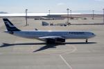 yabyanさんが、中部国際空港で撮影したフィンエアー A340-311の航空フォト(飛行機 写真・画像)