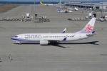 yabyanさんが、中部国際空港で撮影したチャイナエアライン 737-809の航空フォト(写真)