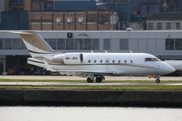 ロンドン・シティ空港 - London City Airport [LCY/EGLC]で撮影されたロンドン・シティ空港 - London City Airport [LCY/EGLC]の航空機写真