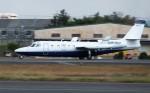 ハミングバードさんが、名古屋飛行場で撮影したJet care Inc 1124A Westwind IIの航空フォト(写真)