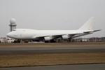 北の熊さんが、新千歳空港で撮影したアトラス航空 747-4KZF/SCDの航空フォト(飛行機 写真・画像)