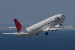 yabyanさんが、中部国際空港で撮影したJALエクスプレス 737-446の航空フォト(写真)
