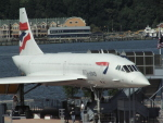 mealislandさんが、The Intrepid Sea, Air & Space Museum in New York City で撮影したブリティッシュ・エアウェイズ Concorde 102の航空フォト(写真)