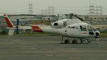 C.Hiranoさんが、八尾空港で撮影した阪急航空 AS355Nの航空フォト(写真)