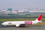 菊池 正人さんが、羽田空港で撮影した日本航空 777-246の航空フォト(写真)