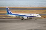 らっしーさんが、羽田空港で撮影した全日空 A320-211の航空フォト(写真)