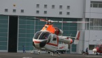 sarangさんが、東京ヘリポートで撮影した朝日航洋 MD-900 Explorerの航空フォト(写真)