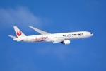 Gouei Changeさんが、新千歳空港で撮影した日本航空 777-346の航空フォト(写真)