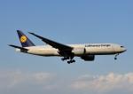 じーく。さんが、成田国際空港で撮影したルフトハンザ・カーゴ 777-FBTの航空フォト(飛行機 写真・画像)