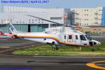Chofu Spotter Ariaさんが、東京ヘリポートで撮影した東邦航空 S-76C+の航空フォト(写真)