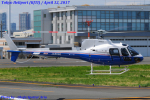 Chofu Spotter Ariaさんが、東京ヘリポートで撮影した東邦航空 AS350B3 Ecureuilの航空フォト(飛行機 写真・画像)