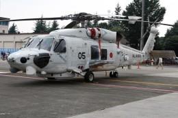 もぐ3さんが、横田基地で撮影した海上自衛隊 SH-60Kの航空フォト(飛行機 写真・画像)