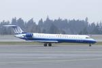Scotchさんが、シアトル タコマ国際空港で撮影したユナイテッド・エクスプレス CL-600-2C10 Regional Jet CRJ-700の航空フォト(写真)
