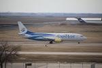 DREAMWINGさんが、グランドフォークス国際空港で撮影したスウィフト・エア 737-4B7の航空フォト(写真)