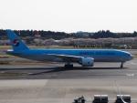 Contrail-51Aさんが、成田国際空港で撮影した大韓航空 777-FB5の航空フォト(写真)