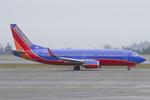 Scotchさんが、シアトル タコマ国際空港で撮影したサウスウェスト航空 737-3H4の航空フォト(写真)
