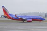 Scotchさんが、シアトル タコマ国際空港で撮影したサウスウェスト航空 737-7H4の航空フォト(写真)