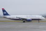 Scotchさんが、シアトル タコマ国際空港で撮影したUSエアウェイズ A320-231の航空フォト(写真)