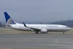 Scotchさんが、シアトル タコマ国際空港で撮影したコンチネンタル航空 737-824の航空フォト(写真)
