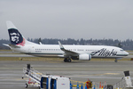 Scotchさんが、シアトル タコマ国際空港で撮影したアラスカ航空 737-890の航空フォト(飛行機 写真・画像)