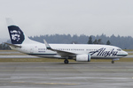 Scotchさんが、シアトル タコマ国際空港で撮影したアラスカ航空 737-790の航空フォト(飛行機 写真・画像)