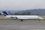 Scotchさんが、シアトル タコマ国際空港で撮影したスカイウエスト CL-600-2B19 Regional Jet CRJ-200ERの航空フォト(飛行機 写真・画像)
