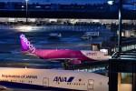 T.Sazenさんが、羽田空港で撮影したピーチ A320-214の航空フォト(写真)