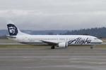 Scotchさんが、シアトル タコマ国際空港で撮影したアラスカ航空 737-490の航空フォト(飛行機 写真・画像)