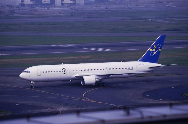 Fuseyaさんが、羽田空港で撮影したスカイマーク 767-3Q8/ERの航空フォト(飛行機 写真・画像)