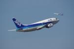 yabyanさんが、中部国際空港で撮影したエアーニッポン 737-54Kの航空フォト(飛行機 写真・画像)