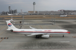 ATOMさんが、羽田空港で撮影した中国東方航空 A330-343Xの航空フォト(飛行機 写真・画像)