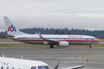 Scotchさんが、シアトル タコマ国際空港で撮影したアメリカン航空 737-823の航空フォト(写真)