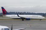 Scotchさんが、シアトル タコマ国際空港で撮影したデルタ航空 737-832の航空フォト(飛行機 写真・画像)