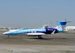 じーく。さんが、羽田空港で撮影したプレミエア G500/G550 (G-V)の航空フォト(飛行機 写真・画像)