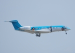 じーく。さんが、羽田空港で撮影したプライベート G650 (G-VI)の航空フォト(飛行機 写真・画像)